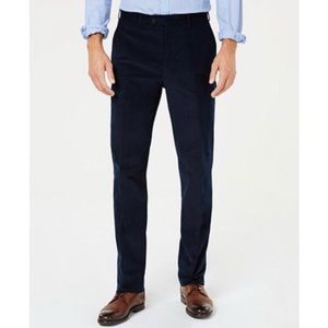 Lauren Ralph Lauren Men's Corduroy Pants Navy